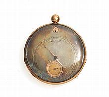 BREGUET - Montre de poche Signée Breguet en Or 18K (750 millième). G