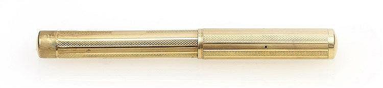 Stylo de belle taille Waterman USA Ideal 594 habillage des années 193