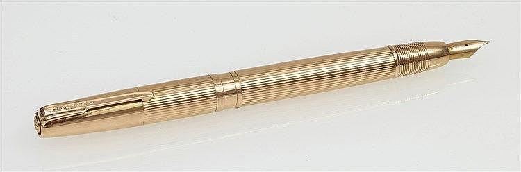 WATERMAN modèle dit Flash Fill Stylo plume à cartouches de verre en o