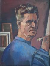 LOUIS LATAPIE (1891-1972) - AUTOPORTRAIT