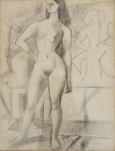 LOUIS LATAPIE (1891-1972) - NUE