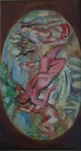 LOUIS LATAPIE (1891-1972) - FEMME AU BAIN