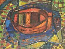 LOUIS LATAPIE (1891-1972) - BARQUE