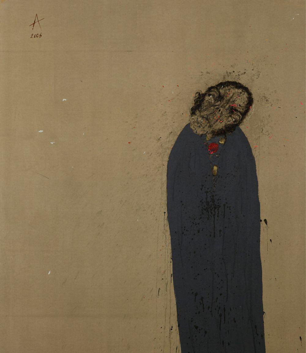 *Sabhan ADAM (né en 1973) - SANS TITRE, 2006