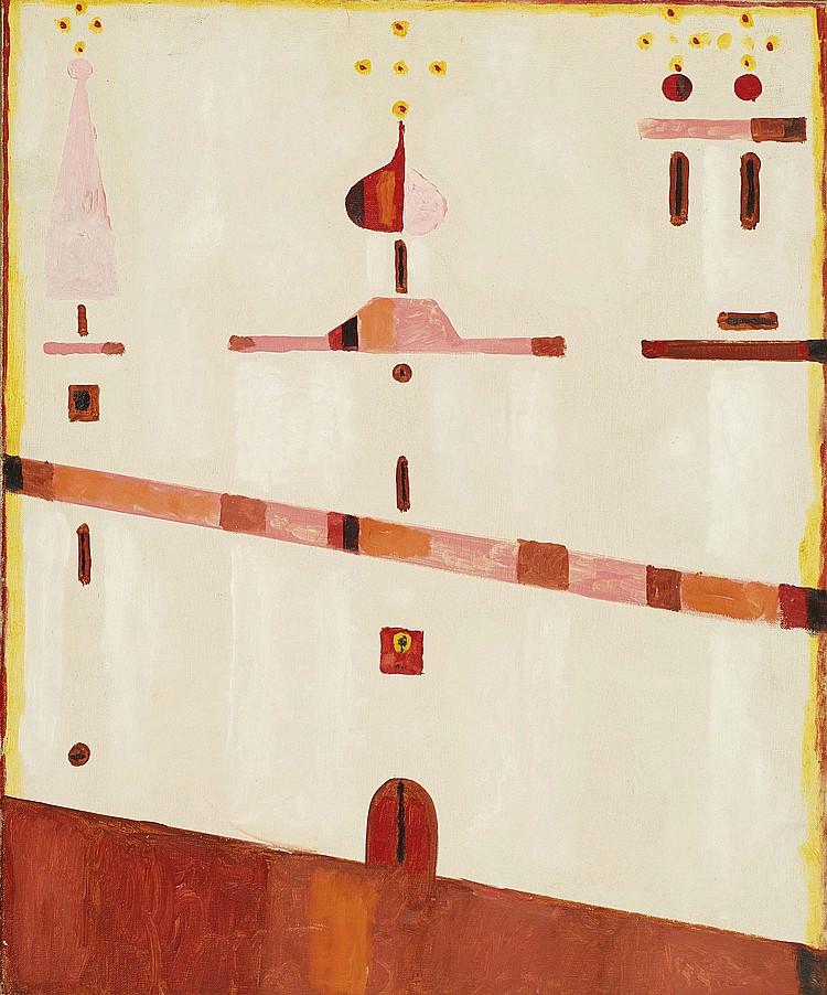 Pintura: Jerzy Nowosielski (1923 - 2011)