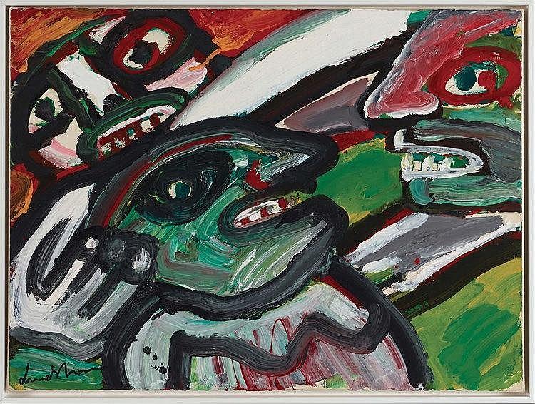 BENGT LINDSTROM (1925-2006) Provenance : - Fonds d'héritage de l'artiste LE