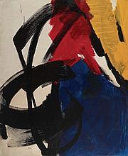 JEAN MIOTTE (1926-2016) SANS TITRE Acrylique sur toile Signée en bas à gauc