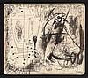 ASGER JORN (ASGER OLUF JORGENSEN DIT) (1914-1973), SANS TITRE, CIRCA 1940, Asger Jorn, €4,000