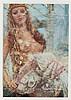 MIMMO ROTELLA (1918-2006) SANS TITRE, 1992 De la série des Effaçages Encre, Mimmo Rotella, €800
