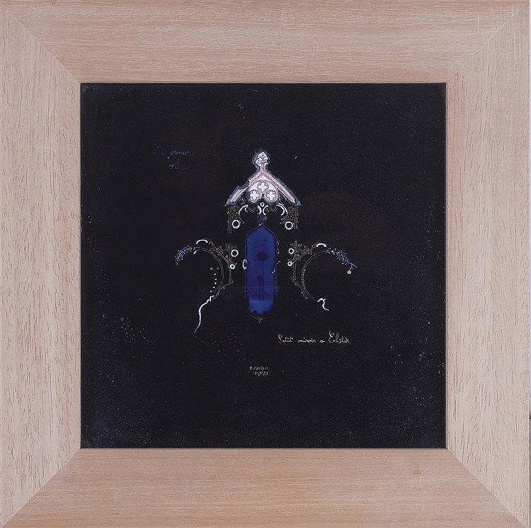 PHILIPPE FAVIER (NE EN 1957) L'ARCHIPEL DES PACOTILLES (PETIT MIROIR A ELST
