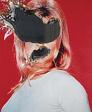 DOUGLAS GORDON (NE EN 1966) SELFPORTRAIT OF YOU + ME (JANE FONDA), 2006 Tir