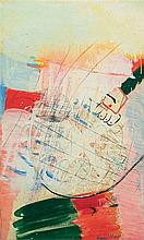 BERNARD RANCILLAC (NE EN 1931) VENTRE A SALADE, 1963 Huile sur toile Signée