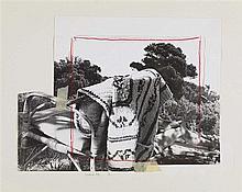 GERARD SCHLOSSER (NE EN 1931) PHOTOMONTAGE, 1992 Tirages argentiques sur pa