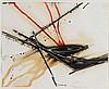 GILBERTO ZORIO (NE EN 1944) COMPOSITION, 1992 Aquarelle et encre sur papier, Gilberto Zorio, €800