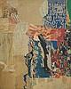 ARTHUR AESCHBACHER (NE EN 1923) MORCEAU D'ANTOLOGIE, 1964 Collage éclaté su, Arthur Aeschbacher, €7,000