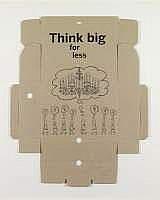 FRANCK SCURTI (NE EN 1965) - THINK BIG FOR LESS