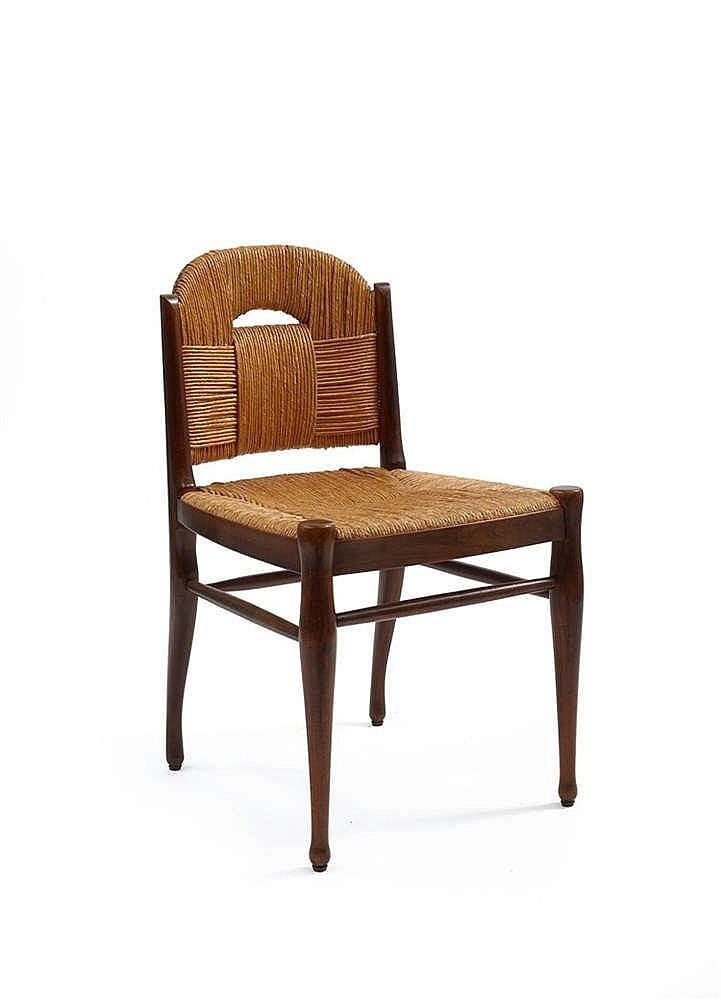 jacques emile ruhlmann 1879 1933 chaise modele dit rendez
