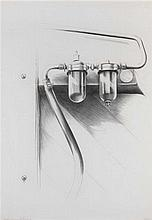 PETER KLASEN (NE EN 1935)  SYSTEME HYDRAULIQUE CAMION DETAIL II, 1980  Mine