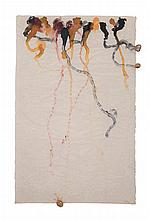 CLAUDE GILLI (1938-2015)  AQUARELLE D'ESCARGOTS, 1977  Aquarelle sur papier