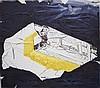 PHILIPPE PASQUA (NE EN 1965)  SANS TITRE (MARGARINE), 1998  Acrylique et en, Philippe Pasqua, €3,000