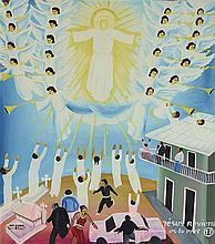 BODO (1953-2015) (CAMILLE-PIERRE PAMBU BODO DIT) JESUS REVIENT ES-TU PRET
