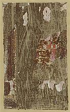 ARTHUR AESCHBACHER (NE EN 1923)  LA PLUIE NE VIENT PAS, 1960  Affiches arra