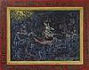 ROBERT COMBAS  (NE EN 1957)  LA TEMPETE SE FEND LA  BISE !, 1998  Technique, Robert Combas, €2,000