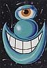 KENNY SCHARF (NE EN 1958)  SANS TITRE  Acrylique sur papier fort  28,8 x 20, Kenny Scharf, €2,500