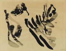 Olivier DEBRE (1920-1999) - SANS TITRE, 1963