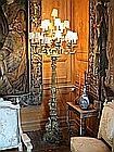 L'entier mobilier d'un château de l'ouest de la France
