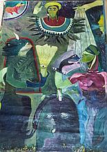 MOISES FINALE (NE EN 1957) - MASCARA CONFUSA O ESPIRITU DE LA VIDA, 1989
