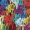 SEEN (NE EN 1961)  (RICHARD MIRANDO DIT)  MULTI TAGS, 2016   Peinture aér, Richard Mirando, €2,000