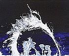 MARC BAUFRERE (NE EN 1948)  TIANYIN, 2009   Peinture glycérophtalique sur
