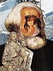 GUDMUNduR ERRO (NE EN 1932)  KARL MARX, 1975   Collage sur papier  Signé,  Erro, €1,500