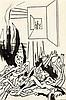 FRANCOISE GILOT (NEE EN 1921)   PEUPLE, 1960, Francoise Gilot, €1,000