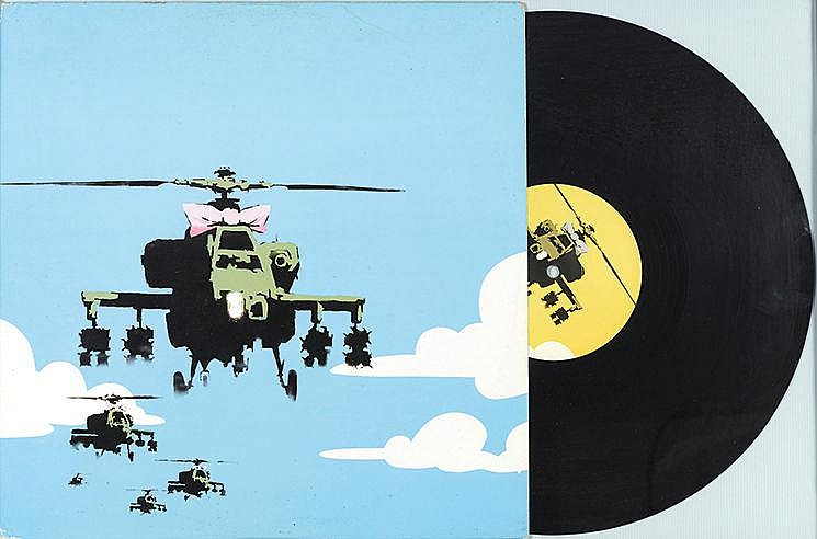BANKSY (NE EN 1974) DIRTY FLATBEAT, 2000 ONE CUTE / Grand Theft Audio