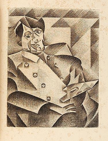 MARCEL DUCHAMP (1887-1968)-ALBERT GLEIZES (1881-1953)- PABLO PICASSO (