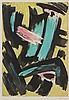 GERARD SCHNEIDER (1896-1986) SANS TITRE, CIRCA 1960 Eau forte et aquat, Gerard Schneider, €200