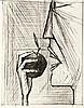 BERNARD BUFFET (1928-1999) VOYAGES FANTASTIQUES, 1958 Portfolio comple