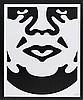 SHEPARD FAIREY (OBEY GIANT DIT) (NE EN 1970) ROLLING STONES 50TH ANNIV