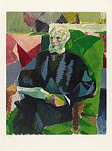 JACQUES VILLON (1875-1963) MONSIEUR DUCHAMP (Ginestet & Pouillon, App.
