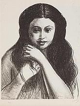 ANDRE DERAIN (1880-1954) PORTRAITS DE FEMME, CIRCA 1925 Ensemble de ci