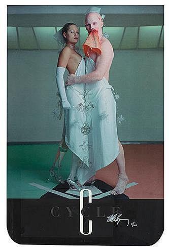 MATTHEW BARNEY (NE EN 1967) CREMASTER 3, MAHALYN, CREAMSTER CYCLE, 199