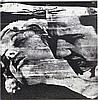 ANDY WARHOL (1928-1987) POCHETTES DE DISQUES Ensemble de 16 pochettes