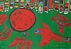 CORNEILLE (GUILLAUME BEVERLOO DIT) (1922-2010) IVRESSE DES OISEAUX, 19,  Corneille, €150