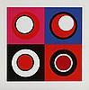 GENEVIEVE CLAISSE (NE EN 1935) SANS TITRE Ensemble de 2 sérigraphies s