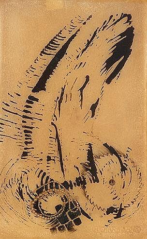 ARMAN (1928-2005) LES PERLES, 1965 (Otmezguine & Moreau, 7) Lithograph