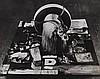 ANDRE MORAIN-RUDOLPH BURCKHARDT-EDWARD MENEELY PHOTOGRAPHIES, 1957-196
