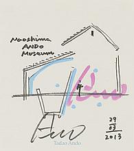 TADAO ANDO (NE EN 1941) - NAOSHIMA ANDO MUSEUM, 2013