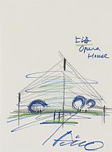 TADAO ANDO (NE EN 1941) - OPERA HOUSE (OPERA DE SHANGHAI)